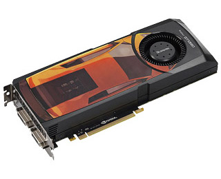 NVIDIA GeForce GTX580 GPU搭載