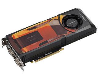 NVIDIA GeForce GTX580 GPU搭載