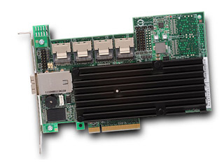 MegaRAID SAS 9280-16i4eSGL製品画像