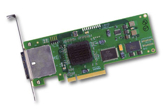 LSI SAS 3801E 製品画像
