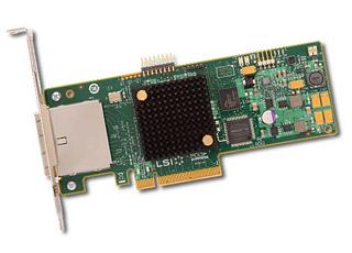 LSI SAS 9205-8e 製品画像