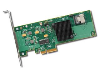 LSI SAS 9211-4i 製品画像