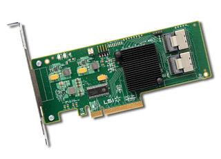 LSI SAS 9211-8i 製品画像