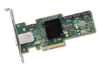 LSI SAS 9212-4i4e 製品画像