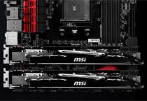 AMD CrossFireをサポート