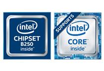 Intel B250チップセットを搭載