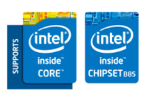 Intel B85 Expressを搭載