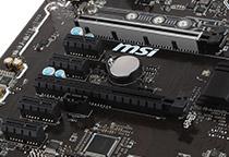 PCI Express 3.0スロットを6基搭載