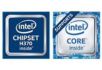 Intel H370チップセットを搭載
