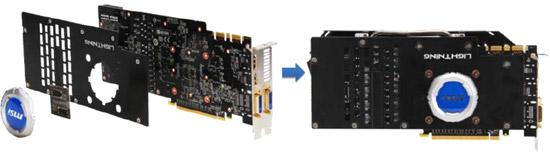 オーバークロック時の安定性を高める「GPU Reactor」