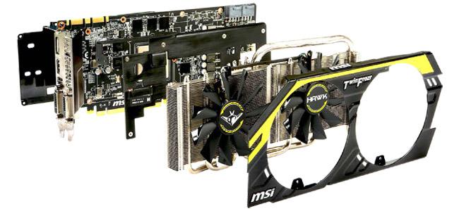 MSIオリジナルクーラー「Twin Frozr IV Advanced」を採用