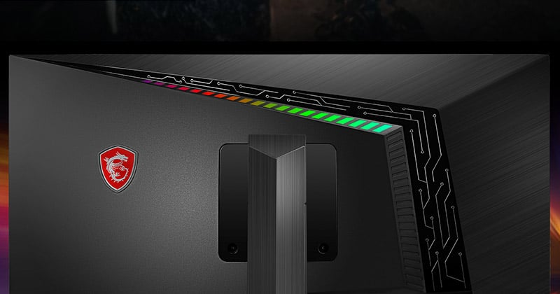 「Mystic Light」対応のRGB LEDを搭載