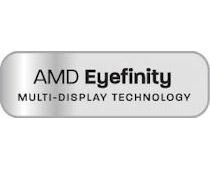 革新的なEyefinity 2.0テクノロジーをサポート