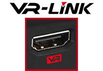 優れたVR体験を実現するVR Linkポート