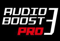 スタジオ品質のオーディオコンポーネント「Audio Boost 3 PRO」