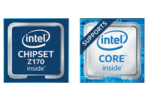 Intel Z170 Expressを搭載