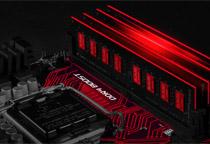 メモリー回路を独立させたDDR4 Boostテクノロジー