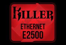 ゲームで威力を発揮するLANチップ「Killer E2500」搭載