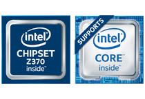Intel Z370チップセットを搭載