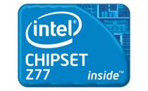 Intel Z77 Expressを搭載