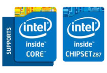 Intel Z87 Expressを搭載
