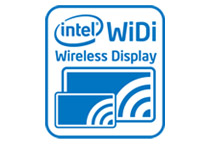 Intel WiDi&Bluetooth搭載