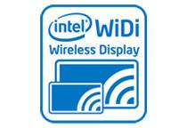 Intel WiDi&Bluetooth搭載