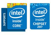 Intel Z97 Expressを搭載
