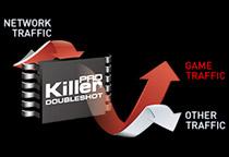 ゲームで威力を発揮するLANチップ「Killer E2200」搭載