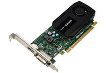 NVIDIA Quadro K420グラフィックスプロセッサを搭載