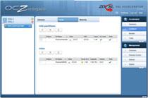 簡単で分かりやすいブラウザベースの管理ツール
