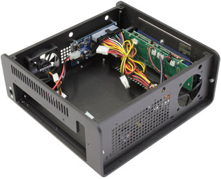 Mini-ITXマザーボードに対応