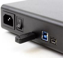 USBトークンキーによるユーザー認証に対応
