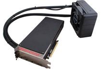デュアルGPU構成の「Radeon Pro Duo」を搭載