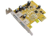 USB3.0ポートを2ポート増設可能