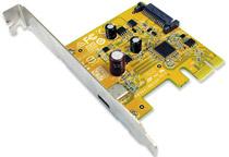 USB 3.1 Type-Cポートを増設可能