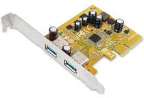 USB 3.1 Type-Aポートを2基増設可能