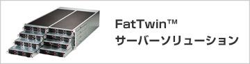 FatTwin™ サーバーソリューション