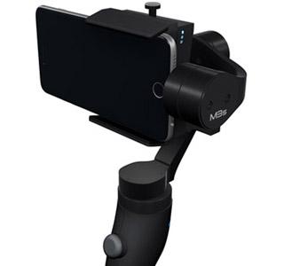 揺れや手ぶれを軽減した滑らかな映像を撮影可能