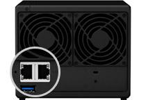 フェールオーバー及びLink Aggregationをサポート