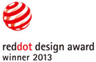 reddot design award winner 2013 受賞