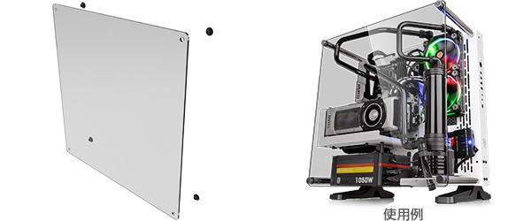 Core P3シリーズ用 アップグレードキット 強化ガラス