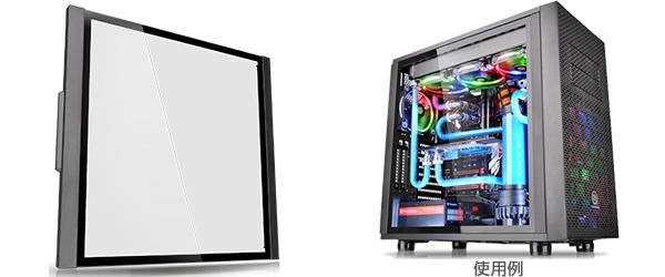 Core X71/X31/SuppressorF31用 強化ガラス