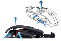 BMW社による革新的なデザイン、人間工学に基づく設計デザインで握り心地を追及