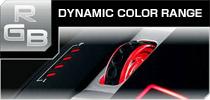 デスクトップを彩る7色のイルミネーション