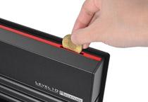 貯金箱としても使用可能