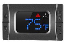 0℃〜99℃の温度検出が可能