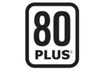 80PLUS STANDARD認証取得の高効率設計