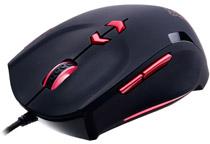 赤外線センサーを採用したゲーミングマウス