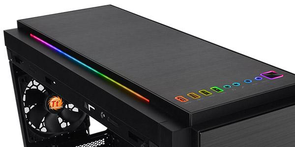 RGB対応LEDイルミネーション搭載
